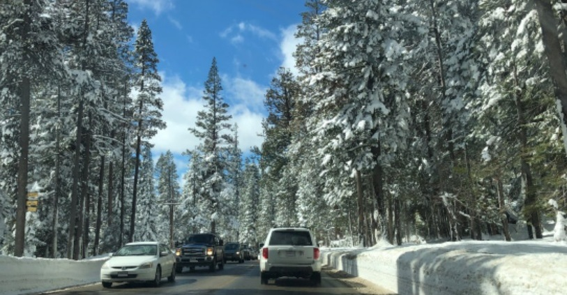 Mother and son killed in Tahoe-area ski resort accident