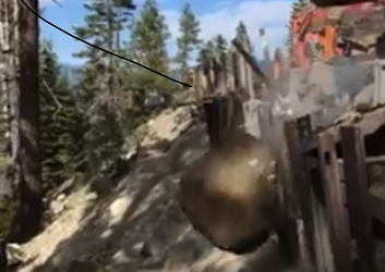 Emerald Bay boulder incident draws $50,000 fine for contractor and Caltrans