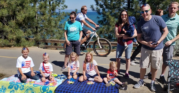 Large crowds turn out for South Lake Tahoe 4th of July Parade