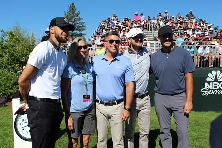 Tony Romo, Patrick Peterson and Derek Lowe on top of leaderboard at ACC at Lake Tahoe