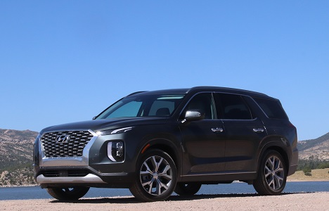 Road Beat: 2020 Hyundai Palisade, The Class Act of the Classes