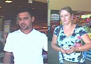 Pair sought in connection with quick change scam at Lake Tahoe