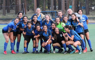 LTCC women's soccer team on top of national coaches poll for 4th straight week