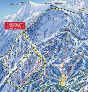 Heavenly Mountain Resort employee dies after accident in Mott Canyon